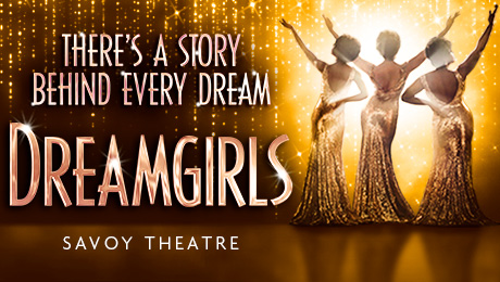 The Dreamgirls promo poster